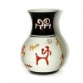 """Vase """"Petroglyph"""""""