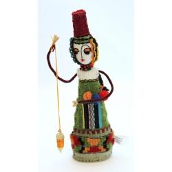 Armenian Doll with Arbor