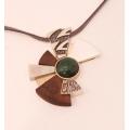 Original wooden pendant